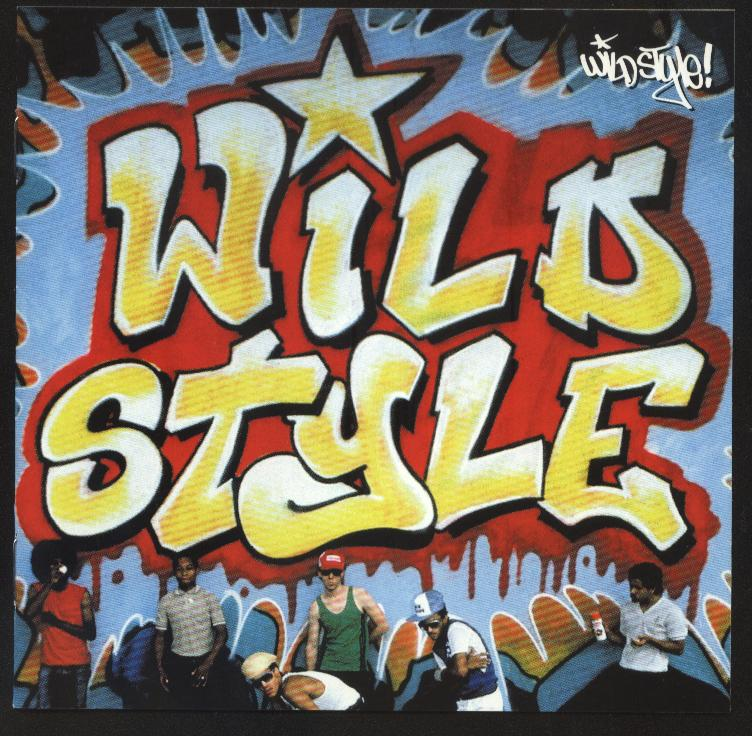 Ever see the movie Wildstyle?  It was the first hip-hop film ever.