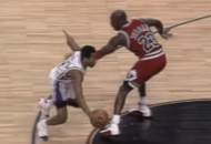Michael Jordan Had Flagrant & Foul Words For Allen Iverson When They Met (Video)