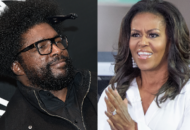 Questlove Curates Massive Soundtrack For Michelle Obama's Book Tour. Listen Along.