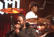 Anderson .Paak & Kendrick Lamar Perform Tints Together For The 1st Time