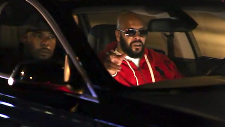 Suge Knight Describes The Night Of Tupac Shakur Shooting