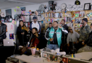Wu-Tang Clan Brings Da Ruckus To The Tiny Desk With A Medley Of Their Hits