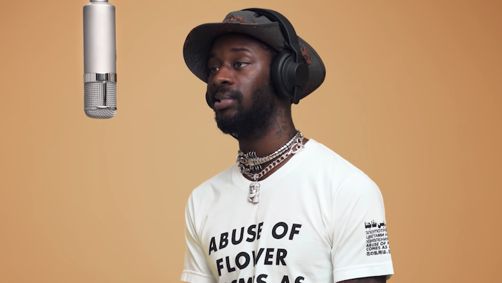 AFH                                                Ambrosia for Heads                    GoldLink Raps About His Sense That Mac Miller Was Doomed