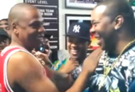 Ever See JAY-Z, Busta Rhymes, Biz Markie & Jaz-O Freestyle On The Same Stage? (Video)