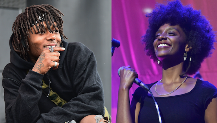 J.I.D. & Mereba Look Out For One Another On A Soulful Soiree