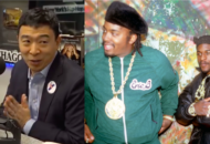 Andrew Yang Is The Rakim Of Politics (Video)