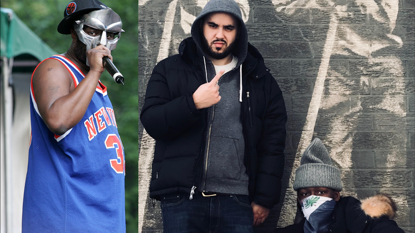 Your Old Droog, MF DOOM & Mach-Hommy RST Audio