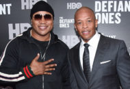 Dr. Dre & LL Cool J Have Recorded More Than 40 Songs Together (Audio)