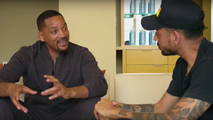 Will Smith Interviews Morgan Cooper About The New Bel-Air