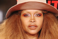Erykah Badu Tempts Fans With A 1980s Pop Cover (Audio)