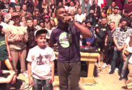 Big Daddy Kane For President. He Rocks Russia With R.A.W. Not WAR (Video)