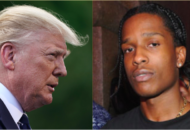 Donald Trump Says He Will Try To Help A$AP Rocky In Sweden