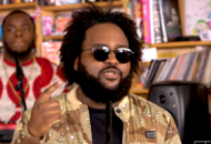 Dreamville's Bas Sets Off A Big Week By Rocking The Tiny Desk With His Band (Video)