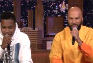 Common Takes An MC From The Streets To The Tonight Show For A True Cypher