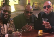 DMX Toasts To His Comeback Campaign In A Video With Rick Ross & Swizz Beatz
