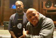 Kanye West Claims He & Dr. Dre Are Making A Sequel To His New Album