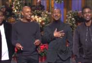 Eddie Murphy Brings Out Chris Rock, Tracy Morgan & Dave Chappelle (Video)