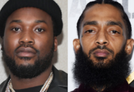 Meek Mill Explains How Nipsey Hussle Taught Him To Stay Away From The Hood (Video)
