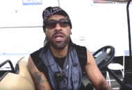 Redman Has Been Volunteering At Music Festivals Undercover. Here's Why (Video)