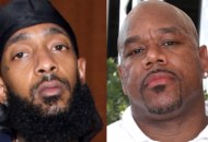 J Roc Punches Wack 100 In Defense Of Nipsey Hussle's Legacy (Video)