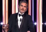 Joaquin Phoenix Is No Joke As He Calls Out Film Industry's Lack Of Diversity (Video)